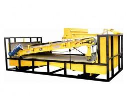 Planar magnetic separator