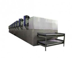 Eucalyptus wood veneer dryer