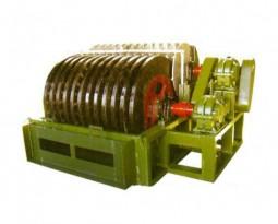 Tailing recycling machine