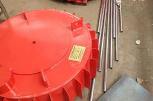 圆盘式电磁除铁器已生产完成,准备发货中